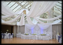 Wedding Decorations Manor Of Groves Essex