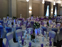 Wedding Chair Cover Hire London