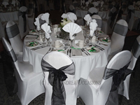 Wedding Chair Cover Hire Essex