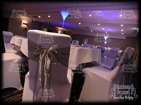 Event Chair Cover Hire Hertfordshire