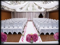 Wedding Ceremony Chair Cover Hire Essex