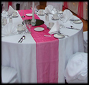 Table Linen Hertfordshire