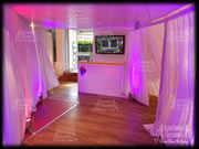 Partition Draping Hire London